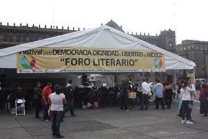 Festival in Plaza de Constitucìon