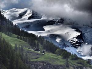 Monte Rosa dalla Val d'Ayas