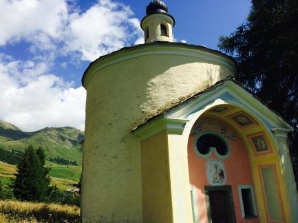 Cappella di Antagnod