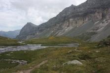 Corsi d'acqua nella parte alta del vallone