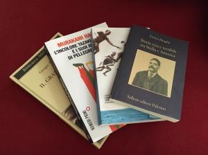 I libri in valigia