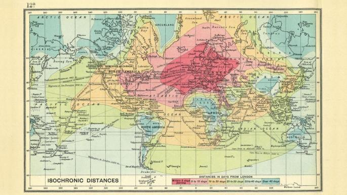 1914-map-of-how-long-it-took-travel-to-different-places-from-London.-by-StrukkStar-in-europe-Imgur
