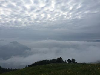 5. Risveglio con le nuvole