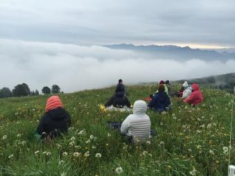 7. Meditazione di consapevolezza
