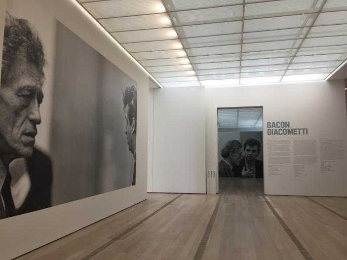 Bacon Giacometti alla Fondation Beyeler