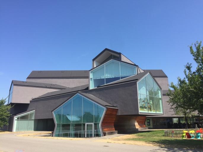 Design Vitra Museum